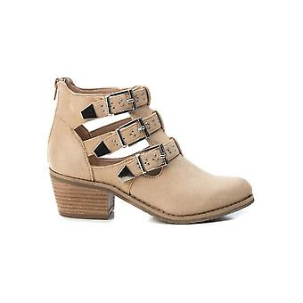 Xti - Shoes - Ankle boots - 48948_BEIGE - Ladies - burlywood - EU 37