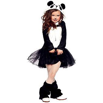 Cute Panda Child Costume