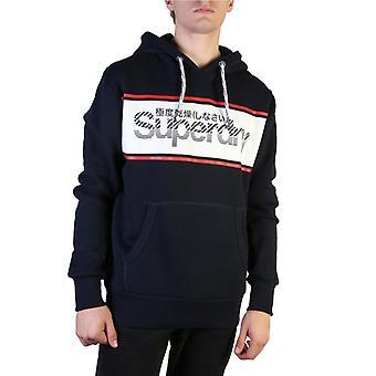 Man cotton long sweatshirt t-shirt top s03639