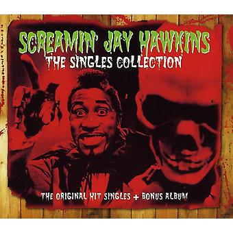 Screamin' Jay Hawkins - Singles Collection [CD] USA import