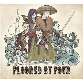 Floored by Four - Floored by Four [Vinyl] USA import