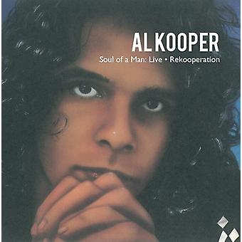 Al Kooper - Soul of a Man: Live [CD] USA import