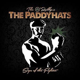 O'Reillys & the Paddyhats - Sign of the Fighter [CD] USA import