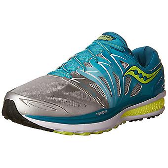 Saucony Womens orkaan ISO 2 lage Top Lace Up Running Sneaker