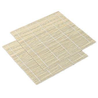 Sushi Set Bamboo Rolling Mats
