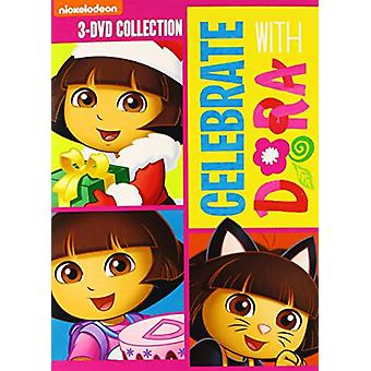 Dora the Explorer: Celebrate with Dora [DVD] USA import
