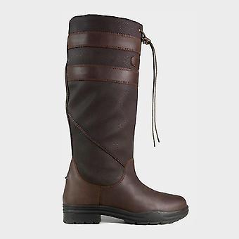 Brogini Women's Longridge Country Boot Brown