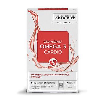 Omega 3 Cardio 30 capsules