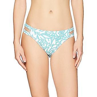 Brand - Mae Women's Swimwear Double Strap Hipster Classic Coverage Bik...
