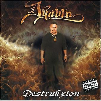 Dyablo - Destrukxion [CD] USA import