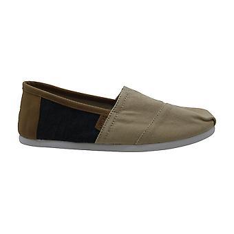 Toms Men's Clássico Sapato de Cânhamo Natural