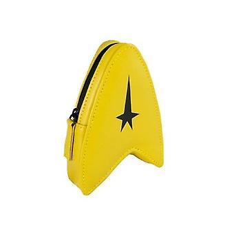 Coin Purse - Star Trek - Gold Delta Pouch ST-L136