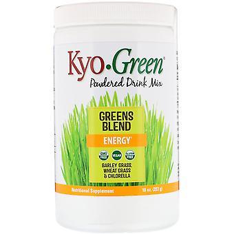 Kyolic, Kyo-Green, Mélange de boissons en poudre, 10 oz (283 g)