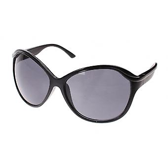 Sunglasses Women's Black with Grey Lens (A60442)