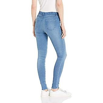 Brand - Daily Ritual Women's Denim Jegging, Light Stone wash, XX-Large...