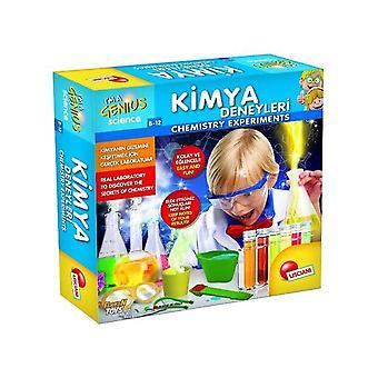 ניסויים בכימיה צעצועים