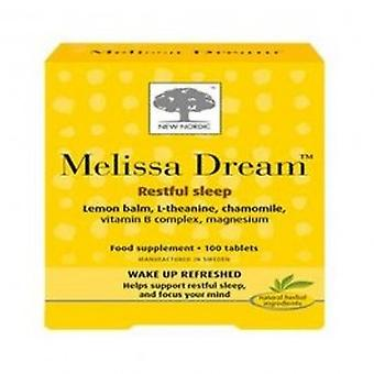 New Nordic - Melissa Dream 100 tablet