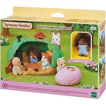 Sylvanian Familii Baby Hedgeout Playset Copii Jucărie (5453)