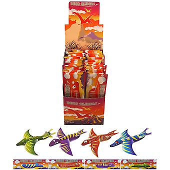 هينبراندت الأطفال والأطفال الديناصور الجوية الطائرات الشراعية (مربع من 48)