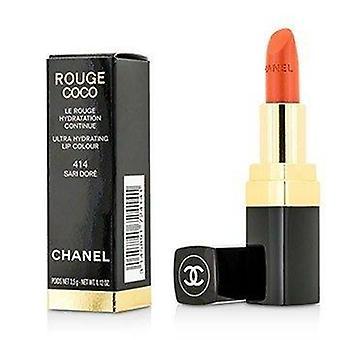 Rouge Coco Ultra Hydrating Lip Colour - # 414 Sari Dore 3.5g or 0.12oz
