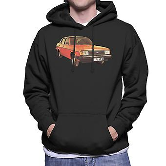 Morris Ital British Motor Heritage Men's Hooded Sweatshirt