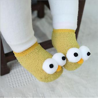Baby, Boy, Girl,  Floor Socks Cotton, Spring And Summer, Autumn Anti Slip