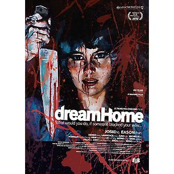 Drømmebolig film plakat Print (27 x 40)
