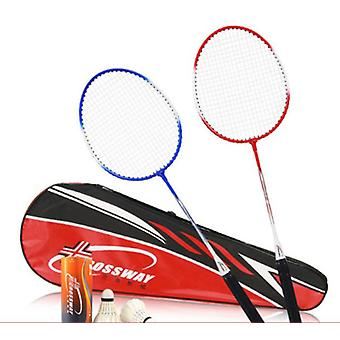 Durable Badminton Rackets Set