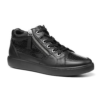 Hotter Women's Rapid Extra Wide Lace Up Deck Shoes