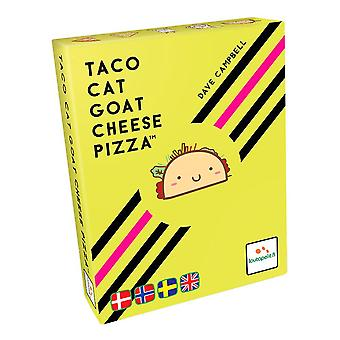 Taco Cat Goat Cheese Pizza - Parlour Games
