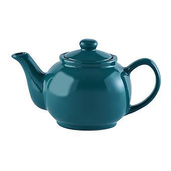 Price Kensington Teapot Matt Teal 2 Cup 0056.739