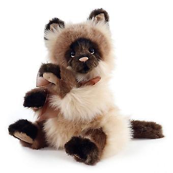 Charlie Bears Queenie Cat 35 cm