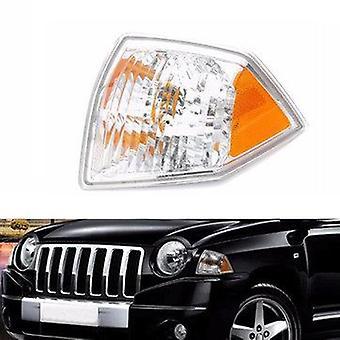 Left Side Marker Parking Turn Signal Corner Light For Jeep Compass 07-10