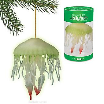 Archie mcphee - glow jellyfish ornament