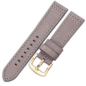 Genuine Leather Watch Band/strap/men