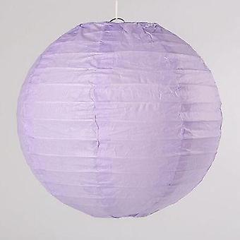 Lanterne hængende's håndlavede folde papir skygge / lampeskærm