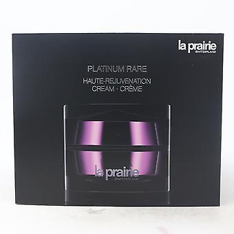 La Prairie Platinum Rare Haute- Rejuvenation Cream  1.0oz/30ml New With Box