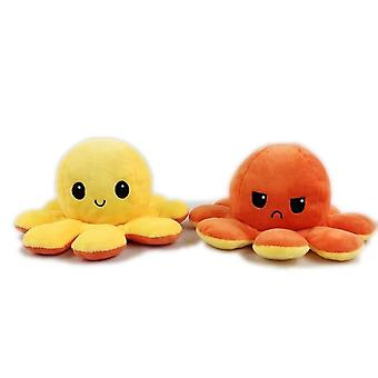 Reversible Poulpe Plush Stuffed Doll Toy