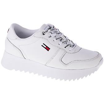 Tommy Hilfiger EN0EN01120YBR universeel het hele jaar vrouwen schoenen