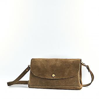 The Faithful - Kaki - Suede Leather