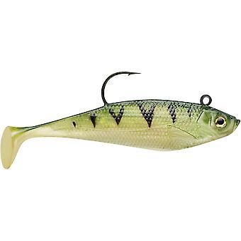 Storm Wildeye Swim Shad 3-inch Fishing Lures (3-Pack) - Yellow Perch