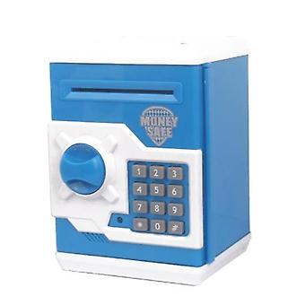 Piggy Banks Best Gift For Kids Children Electronic Code Lock Money Banks With Password Mini Atm Money Save For Paper Money And Coins