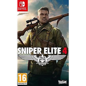 Sniper Elite 4 Nintendo Switch Game