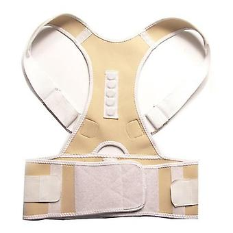 Magnetic Therapy Posture Corrector Brace Shoulder Back Belt