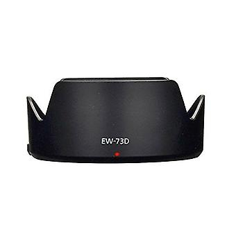 Maxsimafoto - ew-73d compatible lens hood for canon ef-s 18-135mm f/3.5-5.6 is usm (not for stm vers