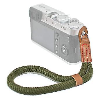 Vko cotton soft camera wrist strap, hand strap compatible with fujifilm x-t4 x-t30 x-t3 x100f x-t20