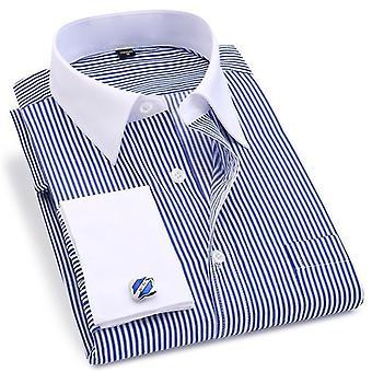 قميص فستان الكفة