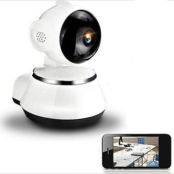 Hd Wireless Wifi Ip Camera Home Security Surveillance 3.6mm Lens Grand Angle