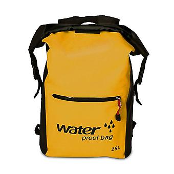 IPRee 25L Outdoor Portable Folding Waterproof Backpack Sports Rafting Kayaking Canoeing Travel Bag