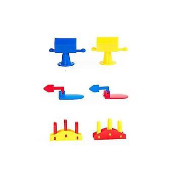 Dominoes Game Building Blocks Bricks Educational Toy